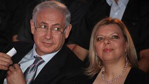Netanyahu eşini savundu: Depozito iddiası karalama kampanyası