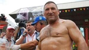 Yağlı güreş Roma'da