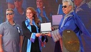 THK Üniversitesi'nde mezuniyet sevinci