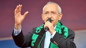 Kılıçdaroğlu, Oyunuzu özgürlükten yana kullanın