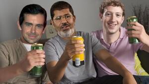 Alkol yasağı Facebook ile Mursiyi sevindirmiştir