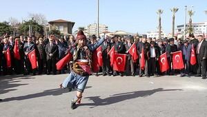 Ata'nın gelişine 'Hoşgeldin' kutlaması