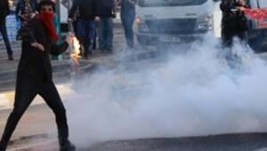Polisten 1 Mayıs müdahalesi