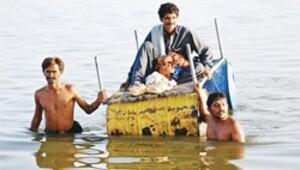 Pakistan'da TOKİ de selzede