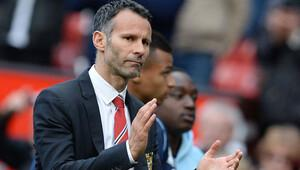 Giggs efsanesi Manchester'a veda etti