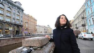 Gizem artık Rusya'da turist sayılır