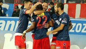 Mersin İdman Yurdu 2 - 0 Sivasspor