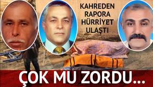 3. Köprü inşaatında ölen işçiler için şok rapor