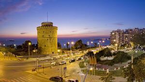 Bir koşu Selanik turu