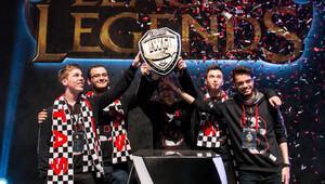 Beşiktaş yedi bölgenin şampiyonu