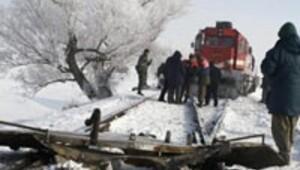 Sivas'ta tren kazası: 45 yaralı