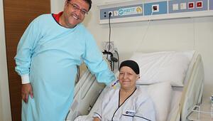 Lösemi hastası kadının kardeş şansı