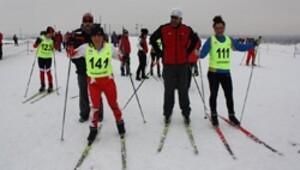 Kayaklı Koşu Türkiye Şampiyonası sona erdi