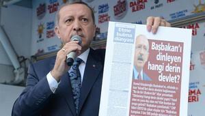Erdoğan: Aradık sorduk diktatörü bulduk