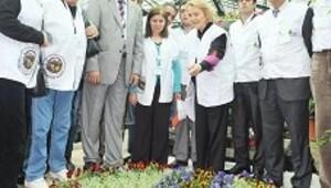 Büyükşehir yeni bahçıvanlar yetiştiriyor