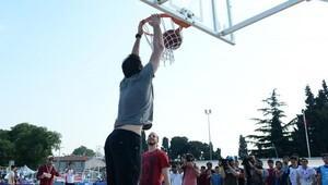 Küçükçekmece basketbola doydu