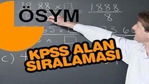 KPSS ÖABT 2014 Yılı MEB Alan Sınavı Branş Sıralaması Açıklandı mı?(Branş Sıralama Robotu)