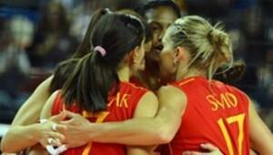 Galatasaray Daikin, Başkent'te zorlanmadı