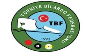 Türkiye Bilardo Şampiyonası İstanbul'da