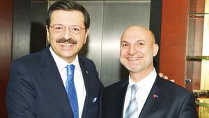 DEİK'in yeni başkanı Ömer Cihad Vardan