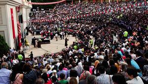Başkentlilerin mezuniyet coşkusu