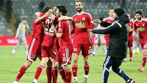 Medicana Sivasspor 4 - 2 Kayserispor (Penaltılarla)
