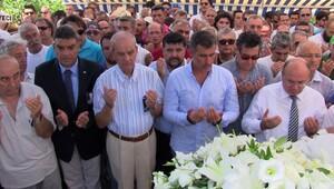 Bodrum Belediye Başkanı Kocadon'un babası toprağa verildi