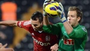 Beşiktaş 2-2 Eskişehirspor