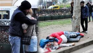 Taksim'de bu sabah herkes ağladı