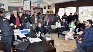 Başkan Kayalı'dan toprak kayması mağdurlarını rahatlatan açıklama