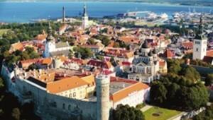 Estonya'da bir haftada iki şehir bir festival