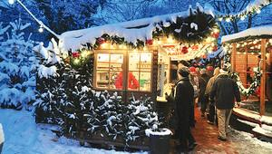 Çin Kulesi'ndeki Noel masalı