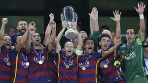 Süper Kupa Barcelona'nın: 5-4