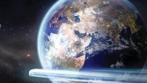 Dünya'yı teğet geçti