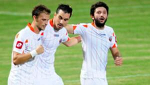 Adana'da puanlar paylaşıldı