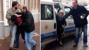 Suriyeli telefon dolandırıcısı suçüstü yakaladı