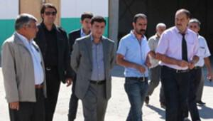 BDP heyeti Suriye'ye gitti