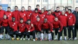 Kayseri Erciyesspor ikinci yarıda da iddialı