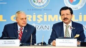 TOBB: Türkiye'nin gelişimi ABD pazarına girmeye bağlı