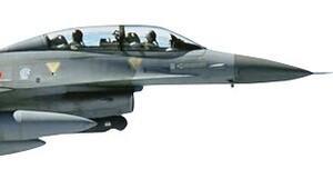 F-16'nın ilk parçası ABD'den geldi