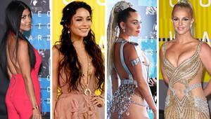 MTV Video Müzik Ödülleri'nde kim ne giydi