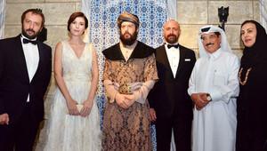 Muhteşem Yüzyıl Teşhir-i İhtişam Katar'da
