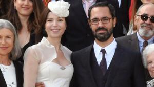 Selma Ergeç ile Can Öz, Almanya'da evlendi