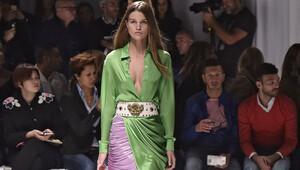 Milano Moda Haftası'nda şaşırtan silikon