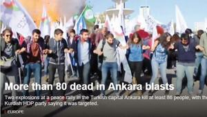 Dış basın: Ankara Karanlık