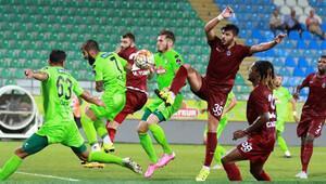 Trabzon ve Rize oynadı Artvin kazandı