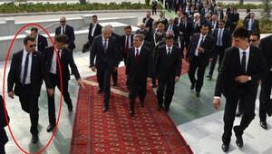 Abdullah Gül'ün yakın koruması şehit oldu