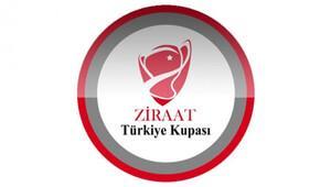Ziraat Türkiye Kupası 2. tur kura çekimi yapıldı