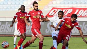 Antalyaspor 1-1 Medicana Sivasspor