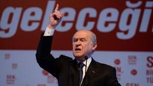 MHP lideri Devlet Bahçeli koalisyona kapıyı açtı